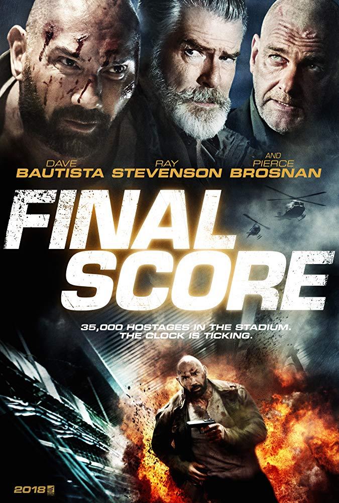 کاور فیلمFinal Score 2018