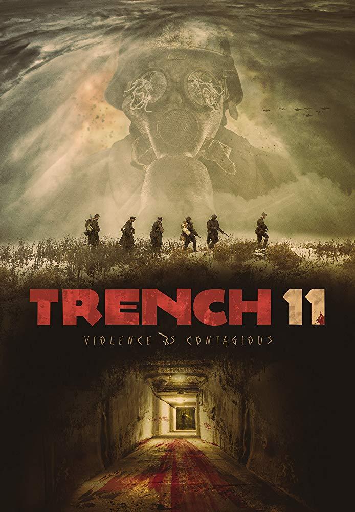 کاور فیلمTrench 11 2018