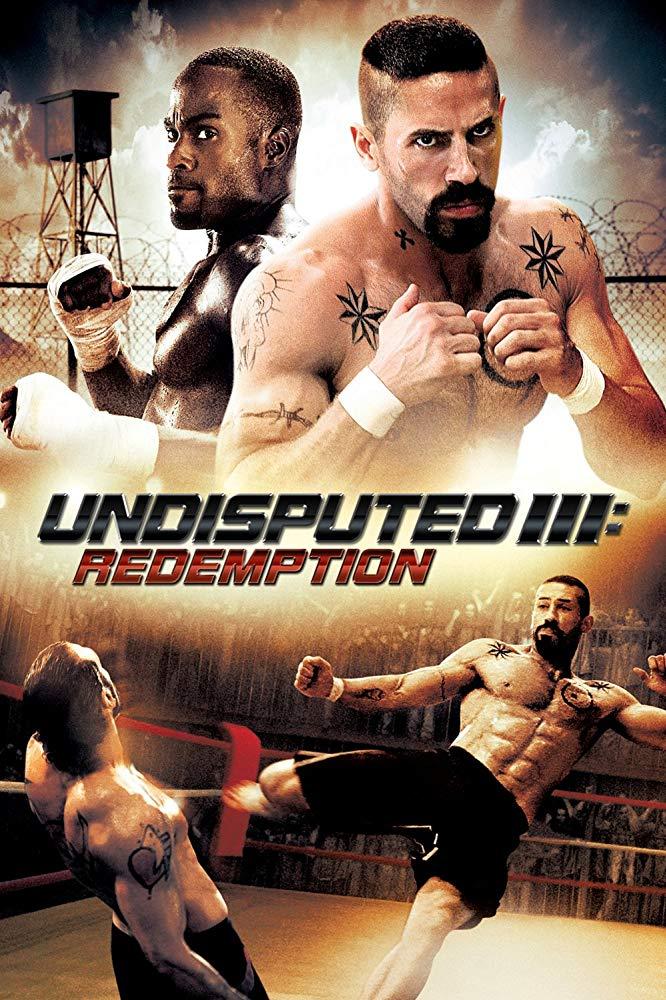 کاور فیلمUndisputed 3 Redemption 2010